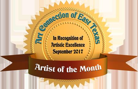 Artist of the Month - September 2017