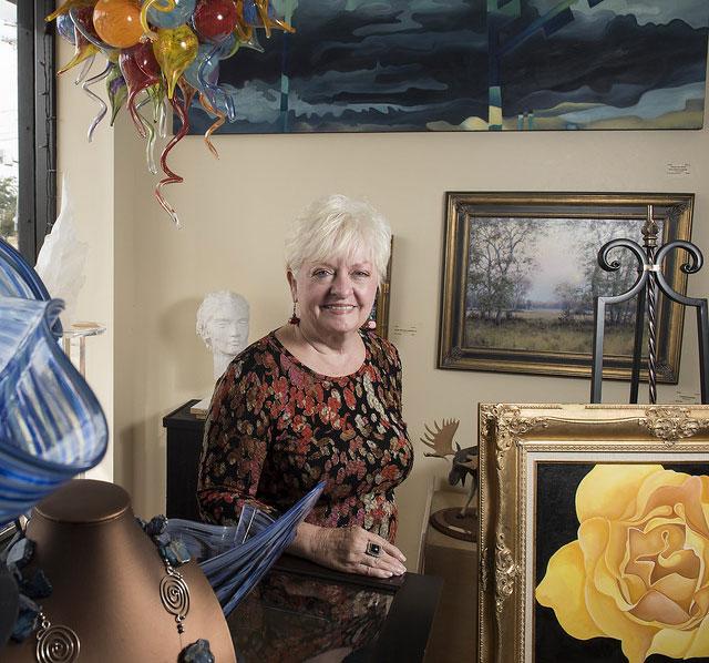 Neita Fran Ward at Valerosa Designs & Gallery