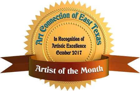 Artist of the Month - October 2017