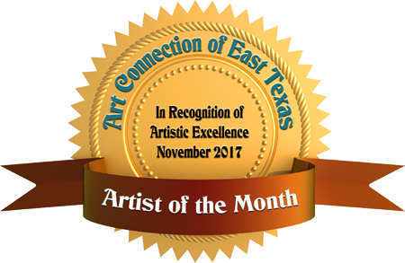Artist of the Month - November 2017