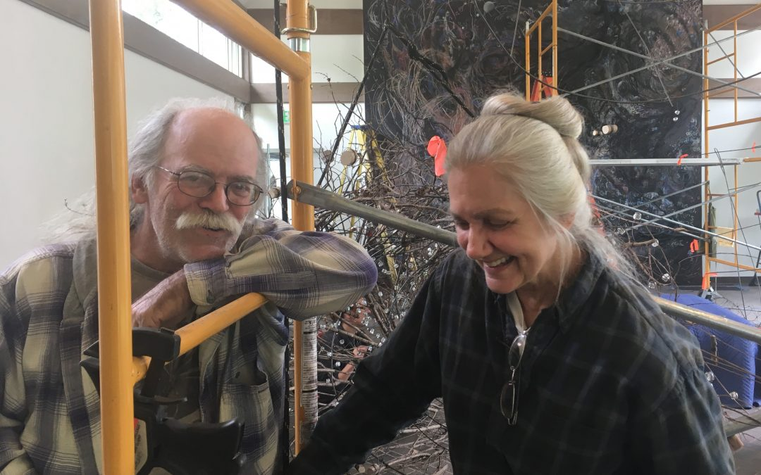 Renowned Artists to Premiere Intricate Outdoor Sculptures in Jefferson, Texas